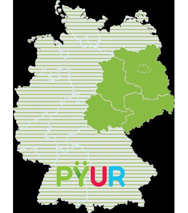 Verfügbarkeit von Pyur