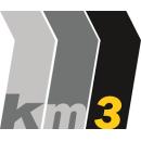 km3 teledienst Logo