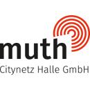 Muth Citynetz Halle Logo